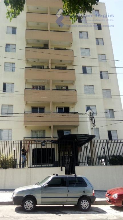 Apartamento residencial à venda, Jardim Maringá, São Paulo.