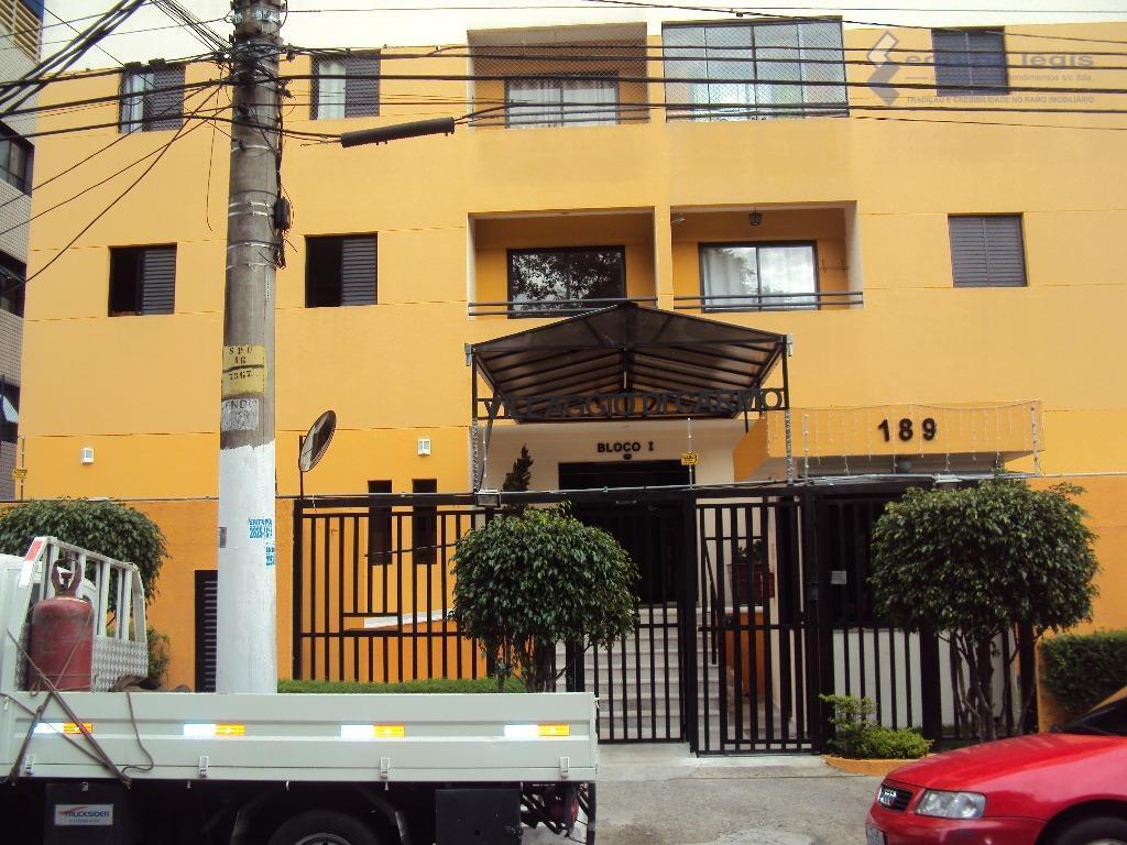 Apartamento residencial à venda, Vila Carmosina, São Paulo - AP0500.