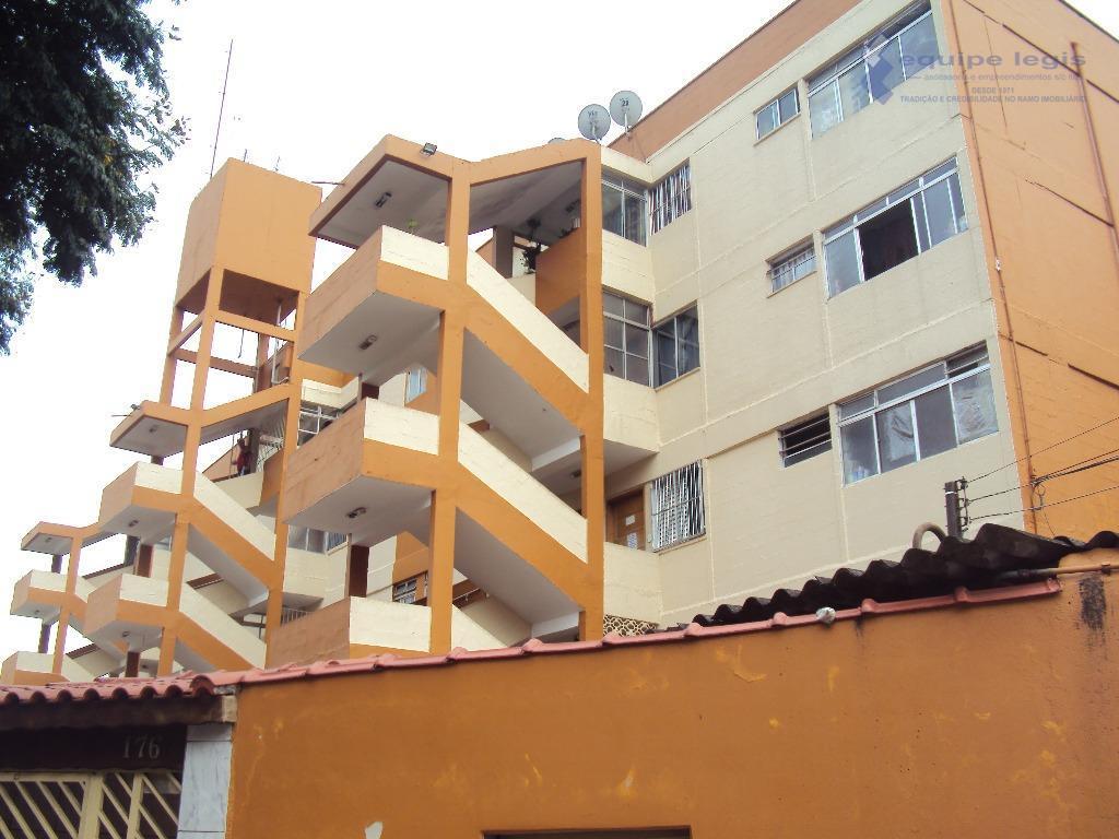Apartamento residencial para locação, Conjunto Residencial José Bonifácio, São Paulo - AP0505.