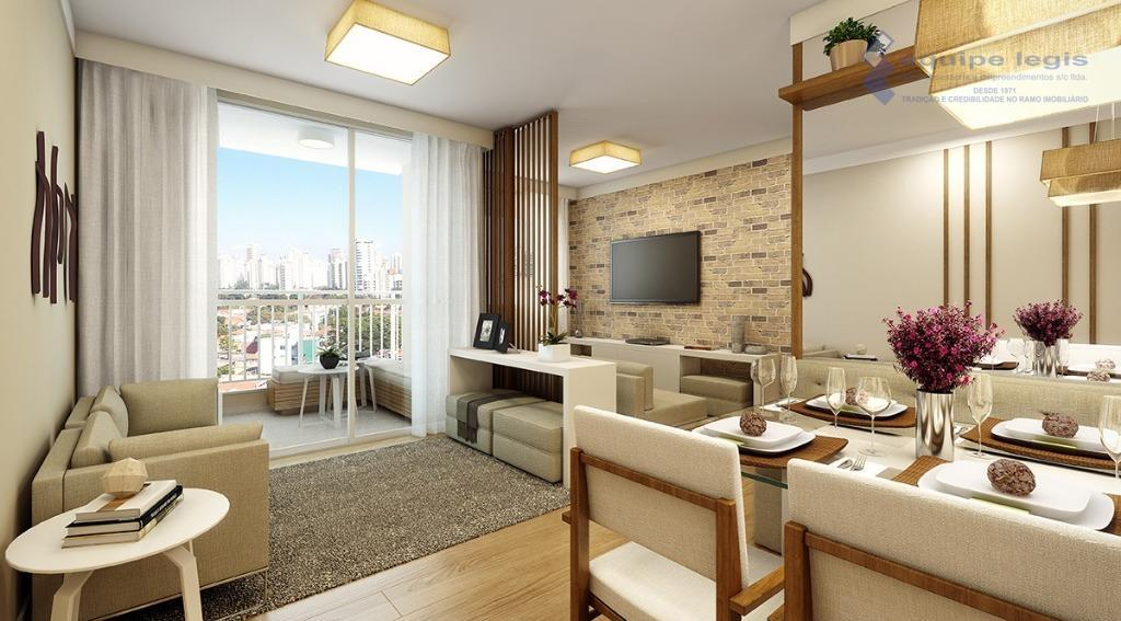 apartamento novo, com 2 dormitórios, sendo 1 suíte, sala, cozinha, banheiro, área de serviço, sacada, 1...
