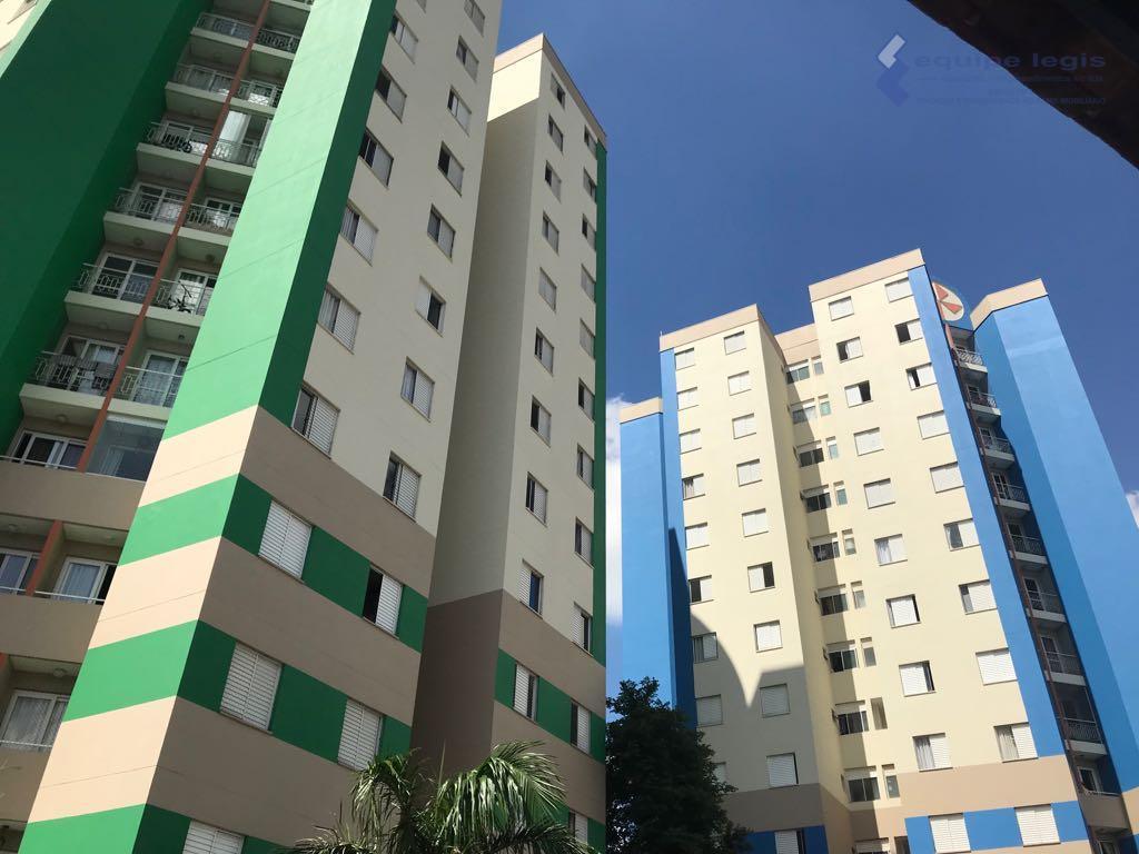 Apartamento residencial à venda, Fazenda Aricanduva, São Paulo.