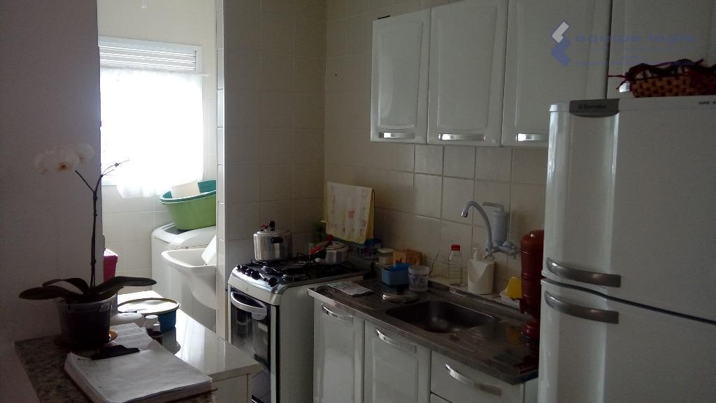 apartamento com 2 dormitórios, sala, cozinha americana, banheiro, área de serviço, sacada, 1 vaga de garagem,...