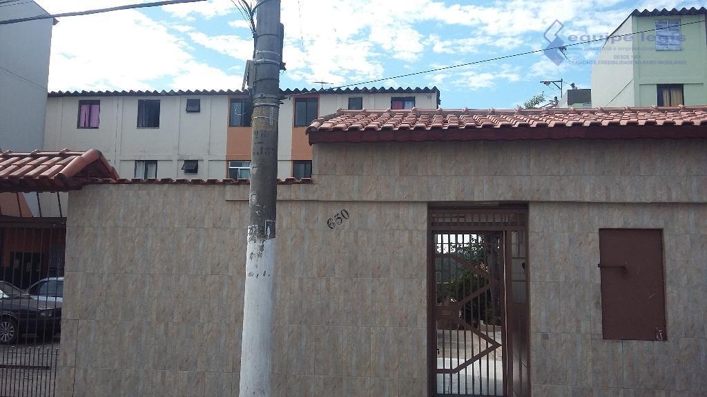 Apartamento residencial à venda, Conjunto Habitacional Santa Etelvina III, São Paulo.