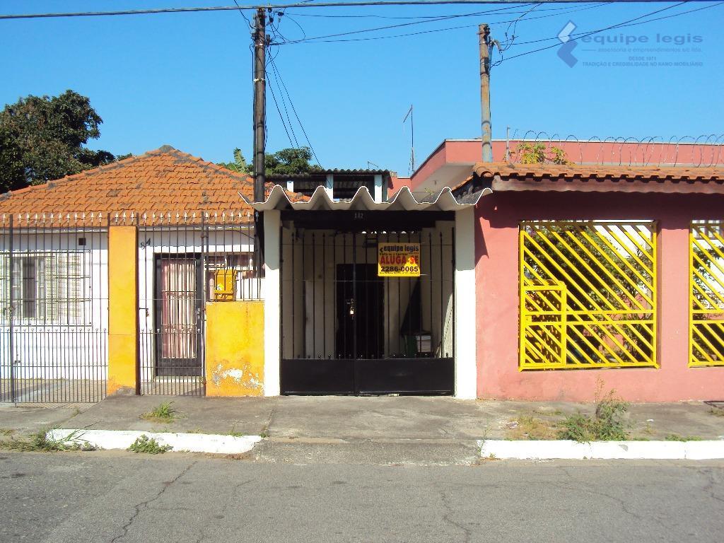 Casa residencial para locação, Jardim Liderança, São Paulo.