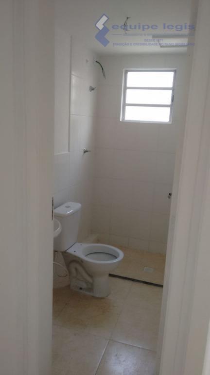 apartamento novo nunca foi usado, com 2 dormitórios, sala, cozinha, banheiro, área de serviço, 1 vaga,fácil...