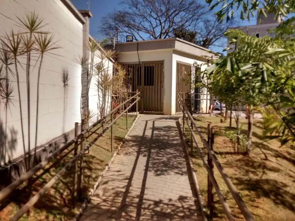 Apartamento residencial à venda, Itaquera, São Paulo.