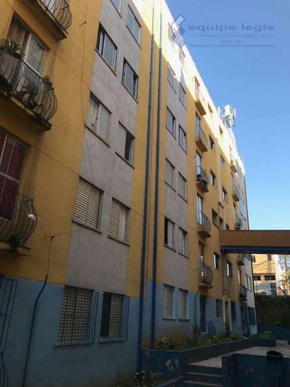 Apartamento residencial à venda, Guaianazes, São Paulo.