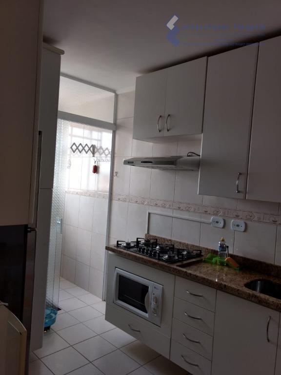 apartamento 2 dormitórios, sala 2 ambientes , cozinha, área de serviço, wc., sacada, 1 vaga de...