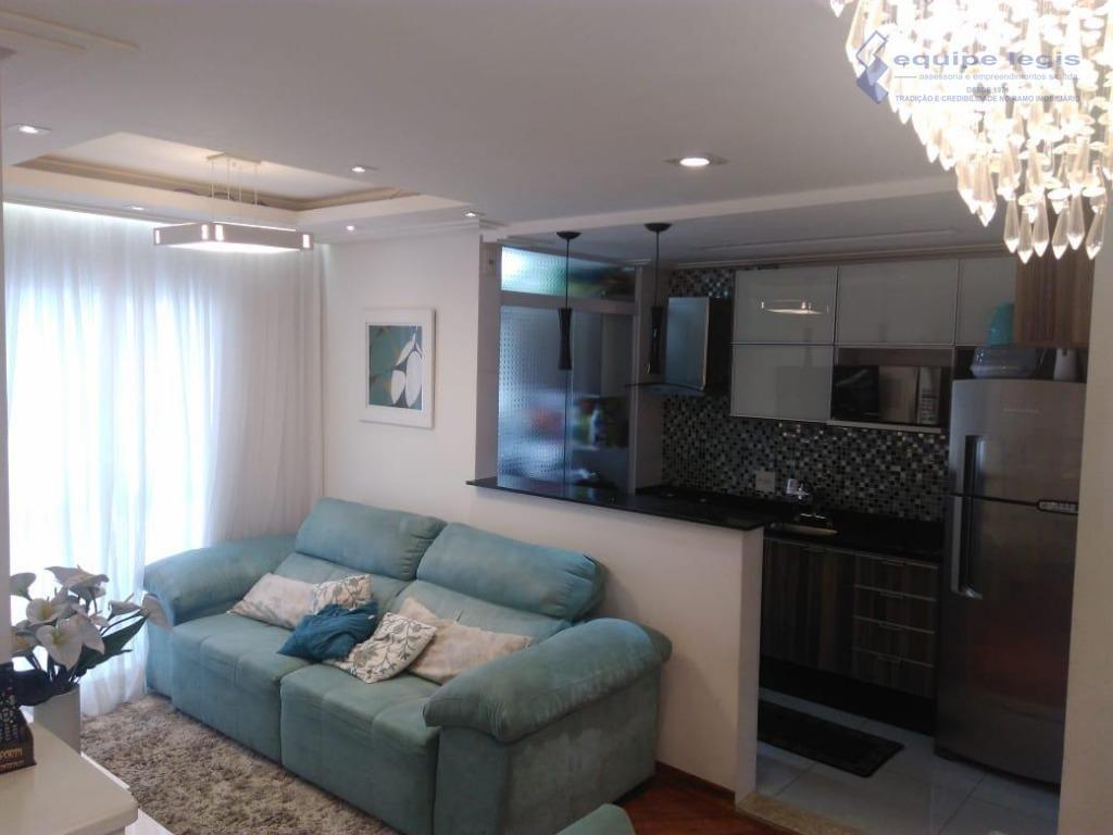 Apartamento Residencial à venda, Itaquera, São Paulo - AP0586.