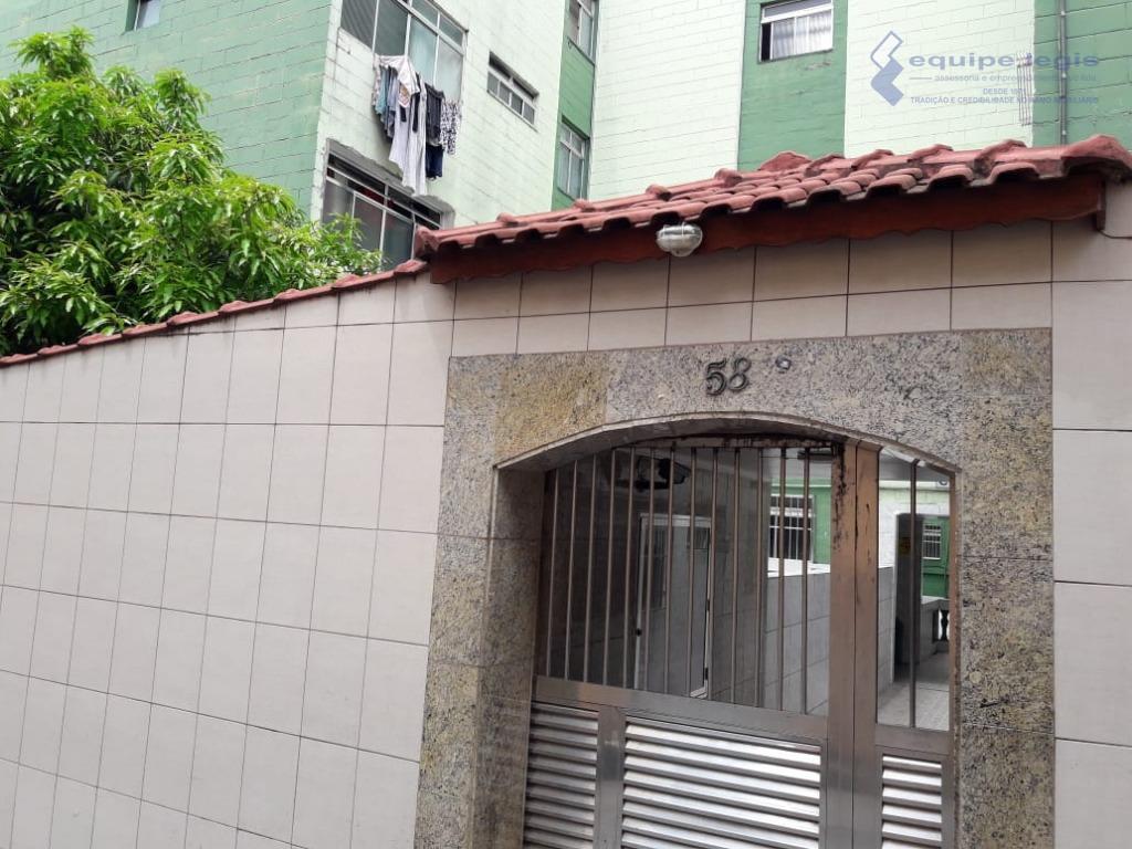 Apartamento com 2 dormitórios à venda, 56 m² por R$ 185.000 - Itaquera - São Paulo/SP