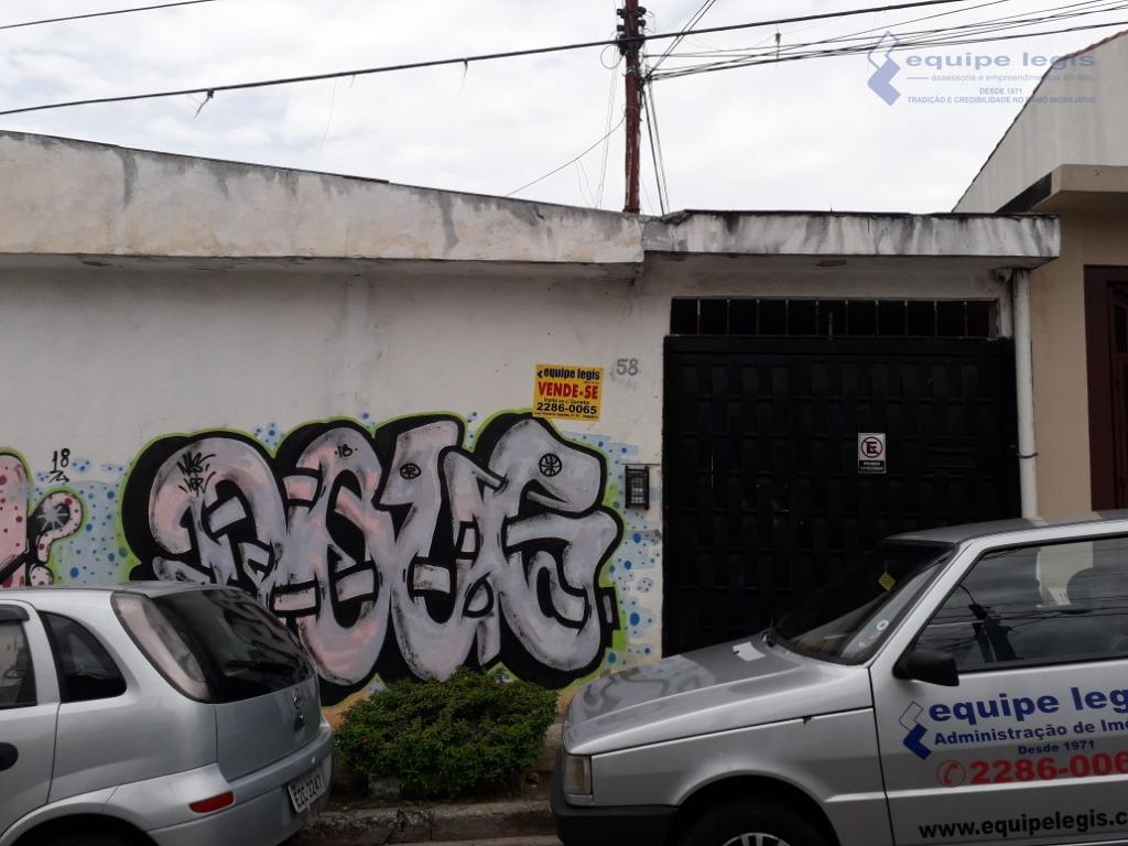 Terreno à venda, 500 m² por R$ 800.000 - Parada XV de Novembro - São Paulo/SP