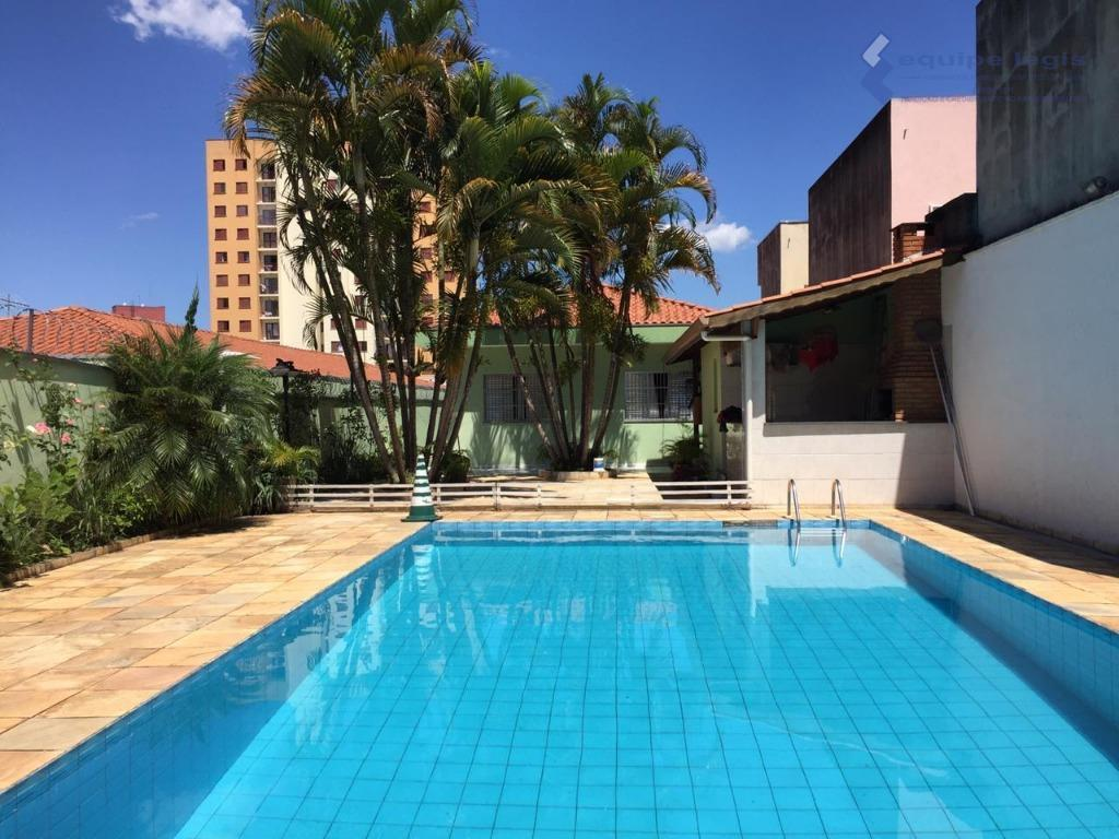 Casa com 3 dormitórios à venda por R$ 1.300.000 - Vila Carmosina - São Paulo/SP