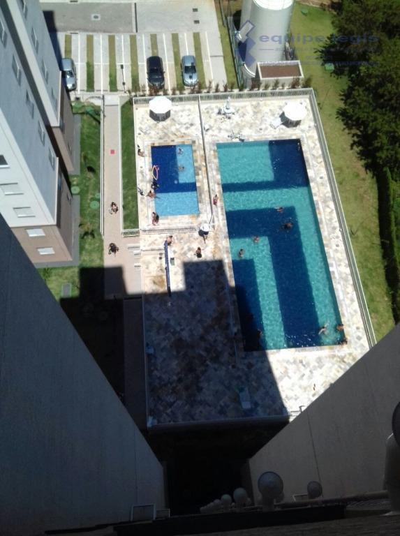 Apartamento com 2 dormitórios à venda, 47 m² por R$ 260.000 - Colônia (Zona Leste) - São Paulo/SP