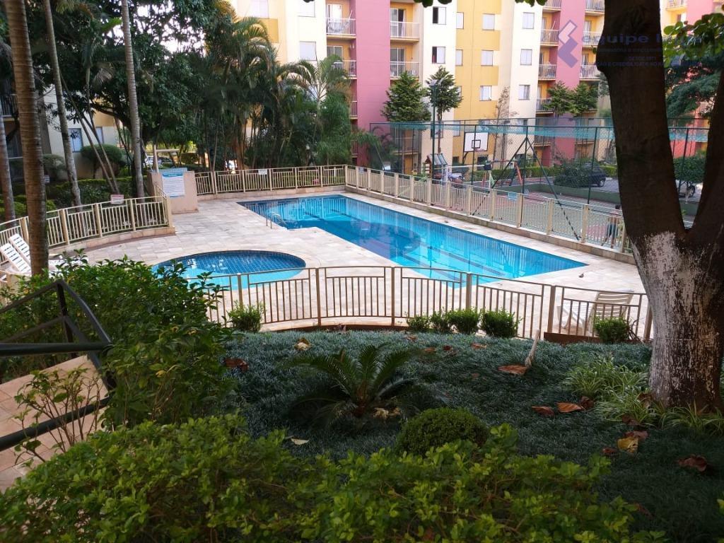 Apartamento com 2 dormitórios à venda, 50 m² por R$ 220.000 - Vila Santa Teresinha - São Paulo/SP