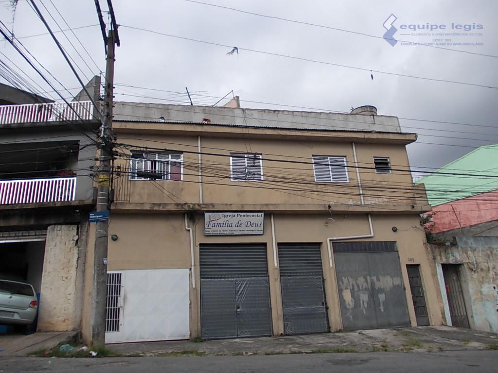 Casa 3 dormitórios Cidade Lider