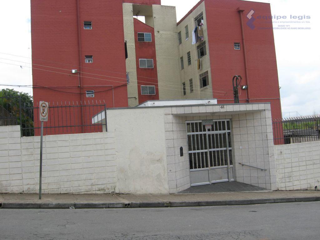 Apartamento 2 dormitórios Cohab II
