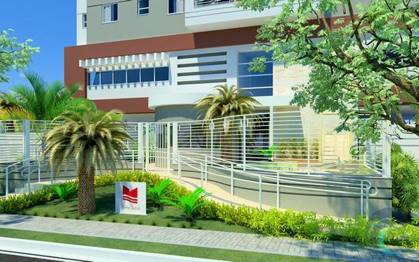 Apartamento  residencial à venda, Parque Industrial, São José dos Campos.