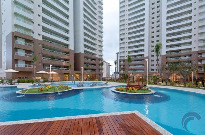 Apartamento de alto padrão residencial à venda, Vila Ema, São José dos Campos.