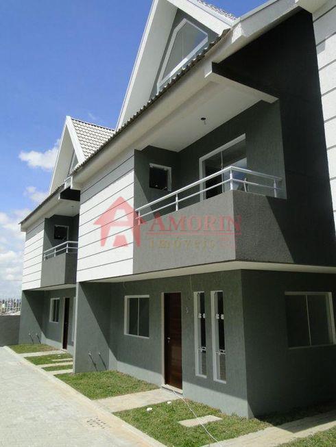 Sobrado residencial à venda, Campo Comprido, última unidade!