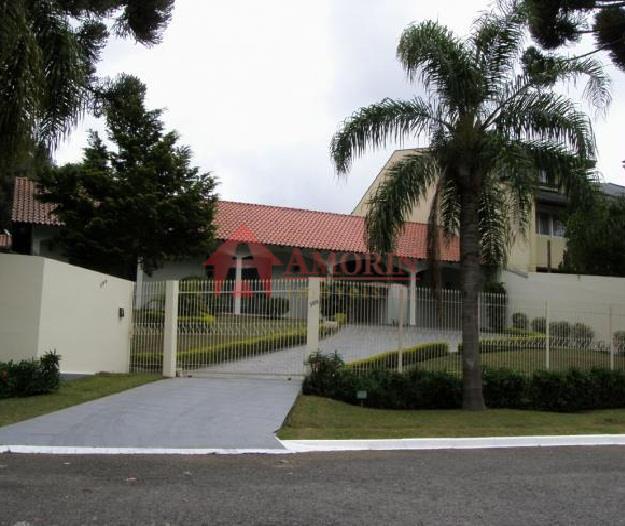 Casa residencial à venda, Mossunguê, Curitiba.
