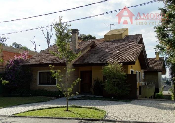Casa residencial à venda, Cascatinha, Curitiba.
