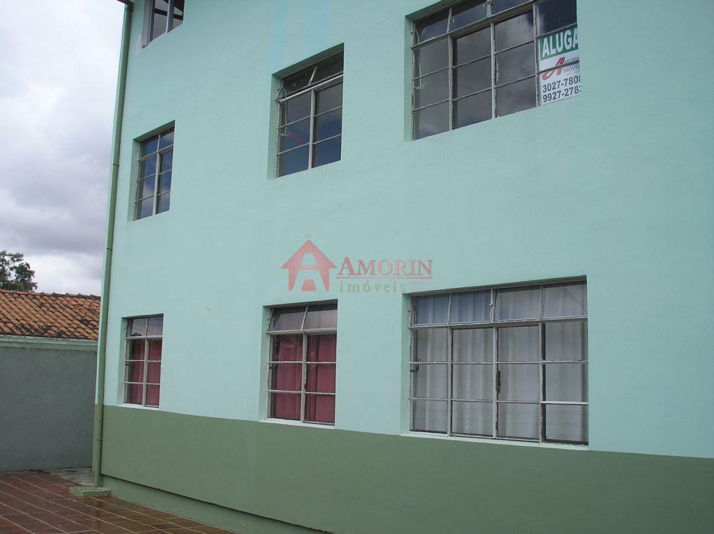Apartamento  residencial para locação, Cidade Industrial, Curitiba.