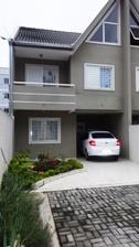 Sobrado residencial à venda, Portão, Curitiba.