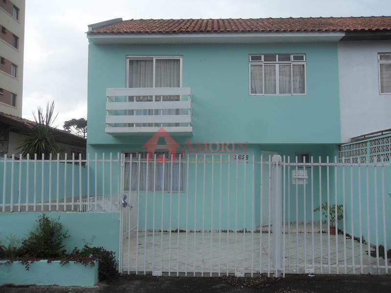 Sobrado residencial para venda e locação, Portão, Curitiba.