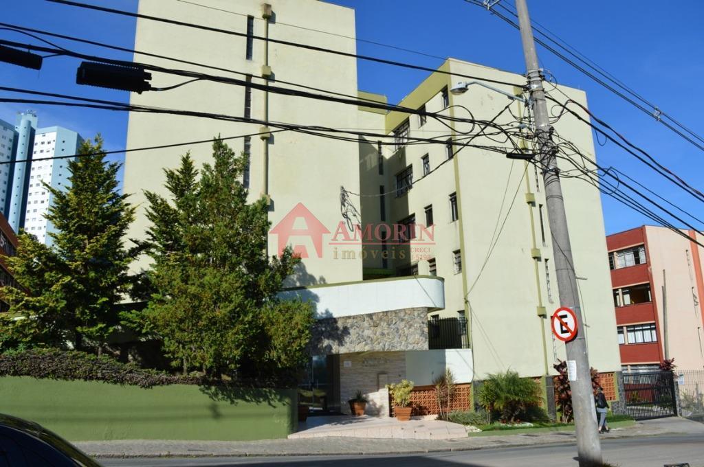 Apartamento residencial à venda, Cristo Rei, Curitiba - AP0105.