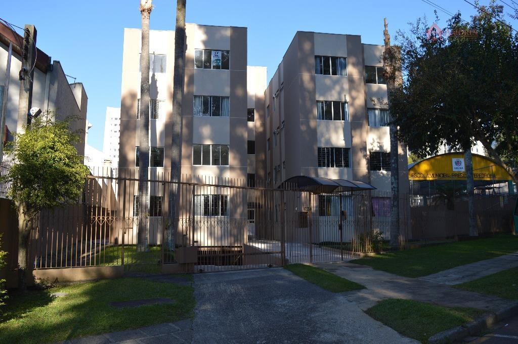 Apartamento 3 Qts na R. Bororos, Vila Izabel, Curitiba.