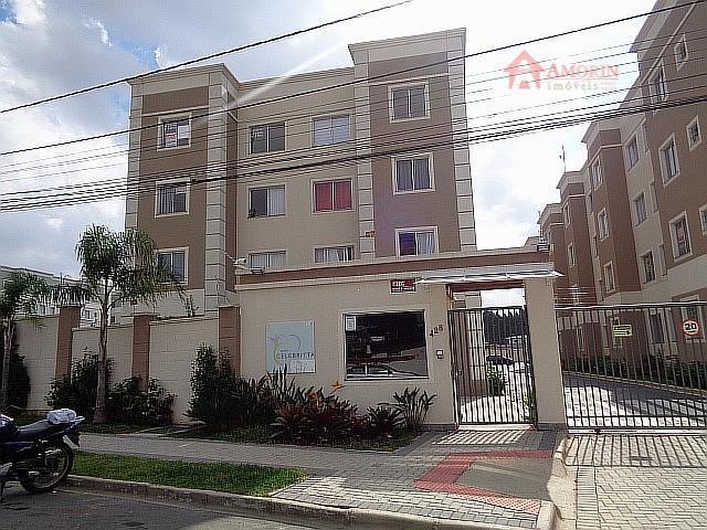 Apartamento  2 dormitórios, Cond. Resid. Spazzio Celebrittá Novo Mundo, Curitiba.