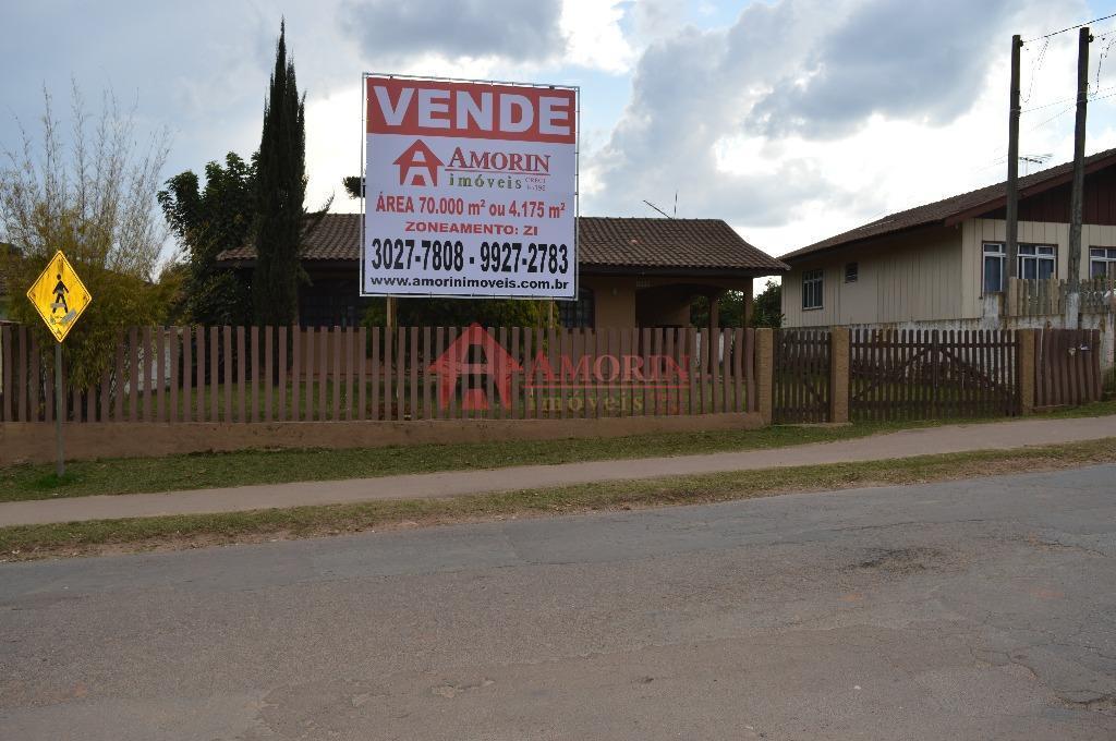Área residencial à venda, Caximba, Curitiba - AR0009.