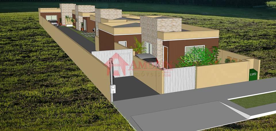 Casas em condomínio, Bairro Alto