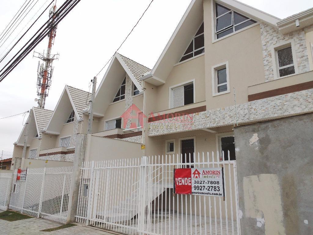Sobrados triplex à venda na Santa Quitéria, Rua Ulisses Vieira