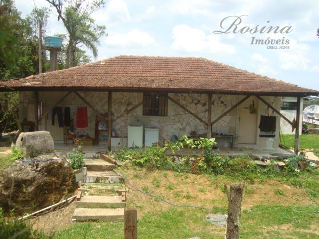 Casa localizada no São João da Graciosa em Morretes.