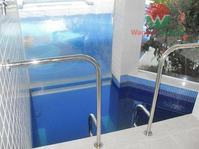 sobrado à venda no jardim acapulco em guarujá, sala 3 ambientes com lavabo, 6 suítes sendo...