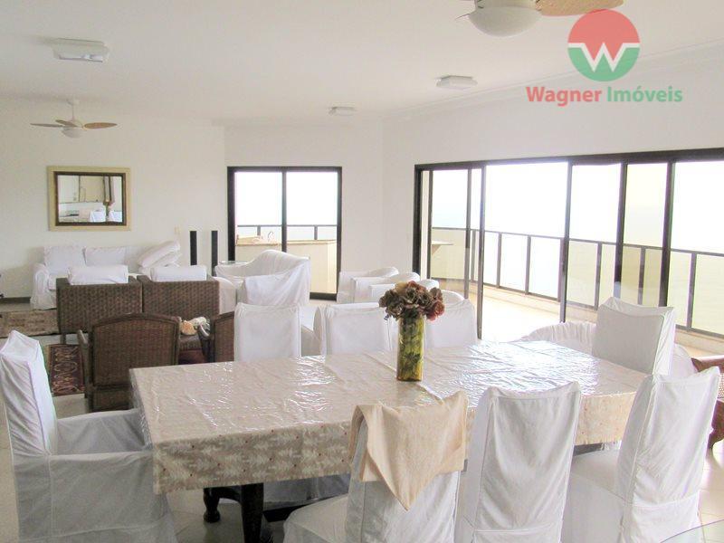Apartamento residencial para venda e locação, Praia das Astúrias, Guarujá.