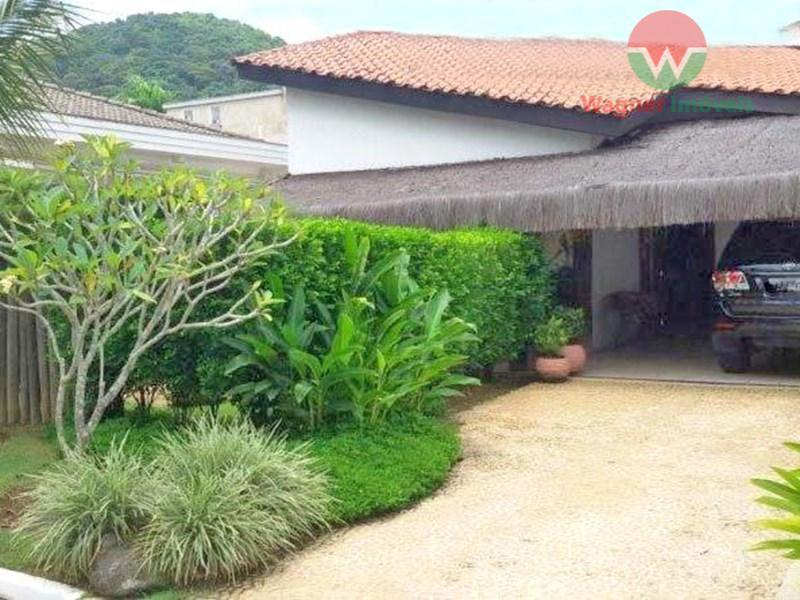 Casa residencial à venda, Praia do Pernambuco, Guarujá.