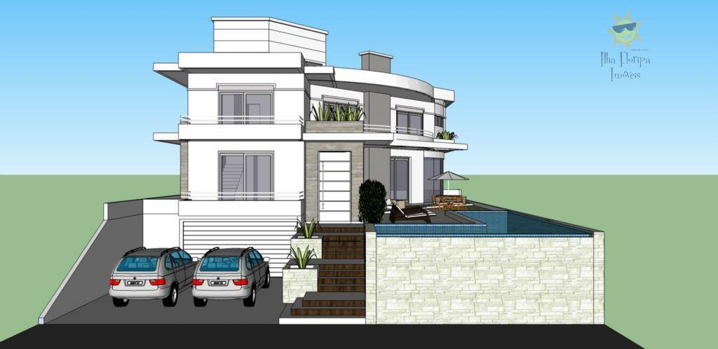 Casa à venda - Canajurê - Florianópolis - em construção.