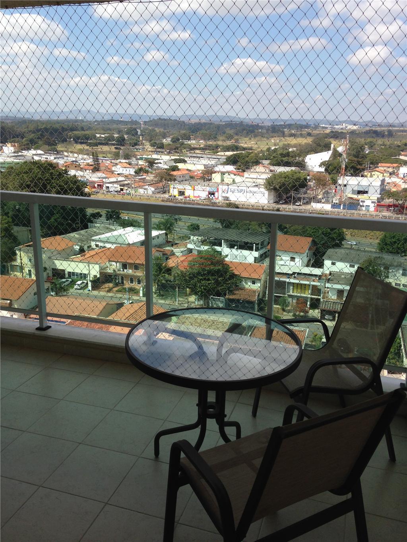 Apartamento  residencial para locação, Vila Betânia, São José dos Campos.