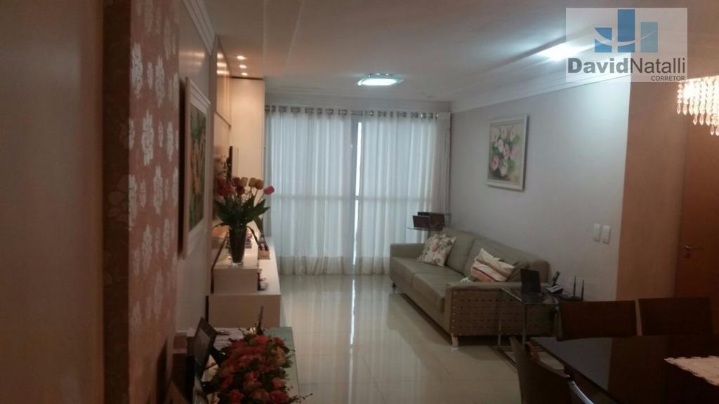 Apartamento 4 quartos sendo 2 suítes em Jardim da Penha.