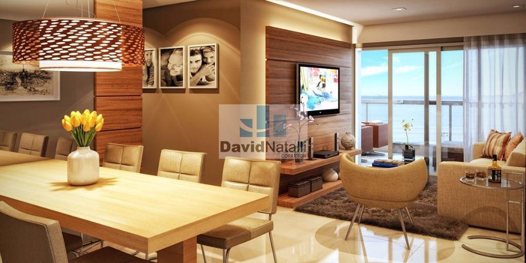 Apartamento de 4 quartos com 3 suites, Jardim Camburi, Vitória.