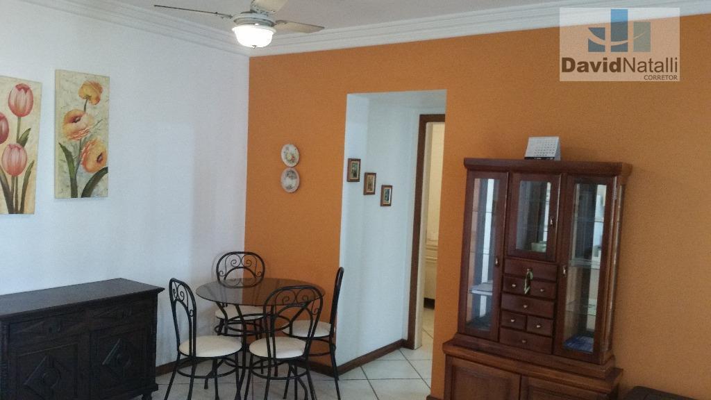 Apartamento para locação de quarto e sala, Praia do Canto, Vitória.