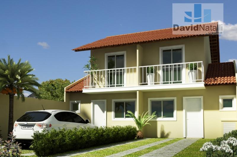 Casa duplex residencial à venda, Porto Canoa, Serra.