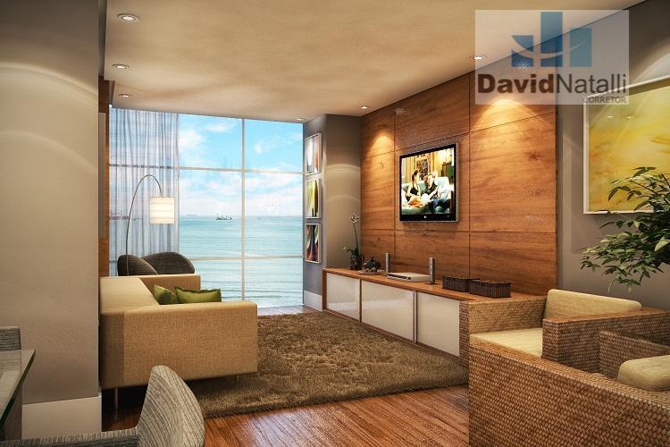 Apartamento 2 quartos com suite , Mata da Praia, Vitória.