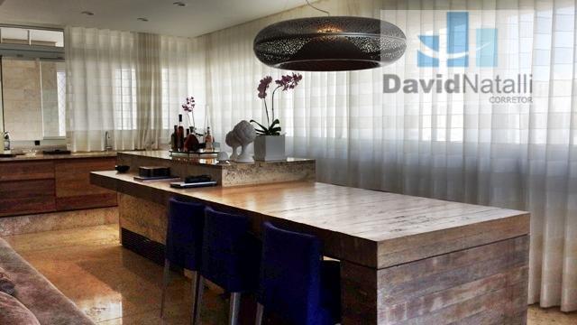 Excelente Apartamento de 4 suítes com 380m², Praia do Canto, Vitória.