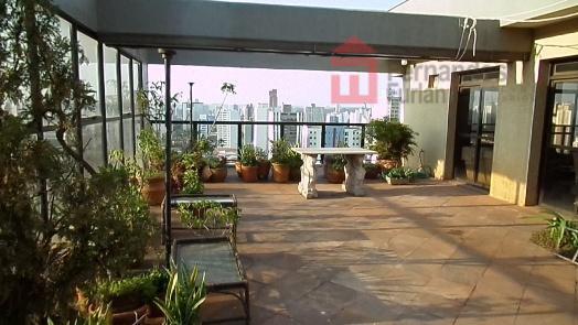 Cobertura  residencial à venda, Centro, Piracicaba.