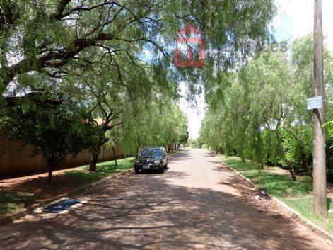 terreno com leve aclive, próximo à lagoa sta rita, esquina com waldemar bilia.dimensões: 3.200,00m² rua asfaltada,...