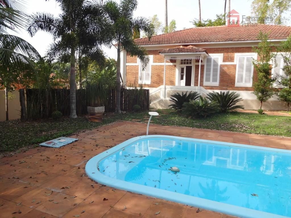 Chácara residencial à venda, Monte Alegre, Piracicaba - CH0036.