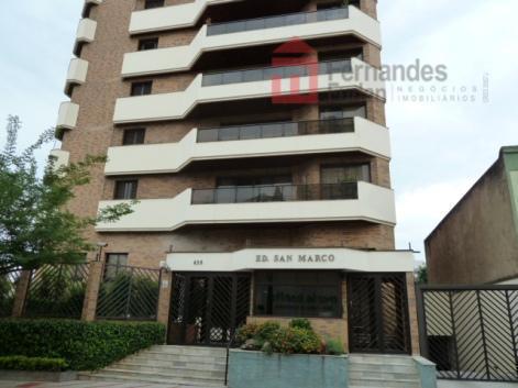 Imóvel em Piracicaba, apartamento residencial para venda e locação, Centro.